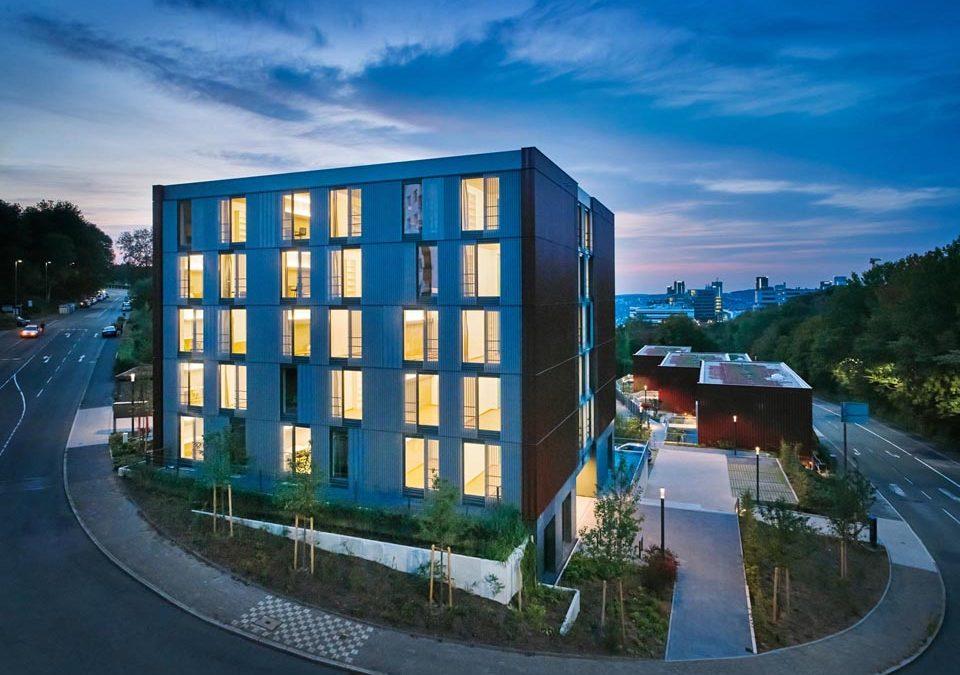 Variowohnen Studentenwohnheime Wuppertal